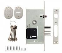 Корпус основного сувальдного замка для металлической двери Siba 10052/L