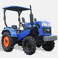 Трактор DW 244B (24л.с., 1 цил., 4х4, рем. привод)