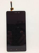 Дисплей Xiaomi Redmi 3 Black