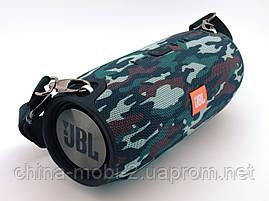 JBL Xtreme 540 40W Squad копія, портативна колонка з Bluetooth FM MP3, камуфляжна, фото 3