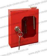Шкаф для ключей, 1шт., 160х130х40 мм, ключница настенная
