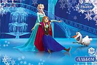 Альбом для рисования. Frozen. Disney