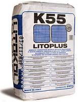 Litoplus K55 - морозостойкий, белый, цементный клей
