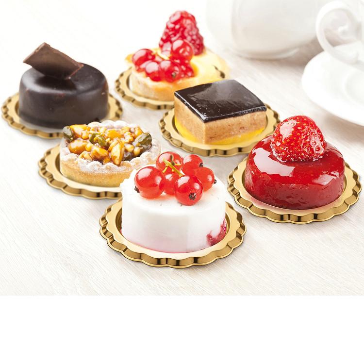 Упаковка для тортів Alcas  MEDORO діаметр 22, 24, 26, 28 см