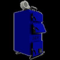 Универсальный отопительный котел длительного горения на твердом топливе Неус-В 17, фото 1