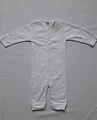 Комбинезон-человечек детский DPam белый