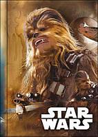 Блокнот для нотаток STAR WARS - Чубака. А6