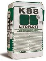 Litoflott K88 - текучий клей быстрого схватывания