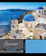 Блокнот для нотаток А5. Summer travel