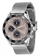 Часы Guardo PREMIUM 11458(m) SW  браслет V  кварц.