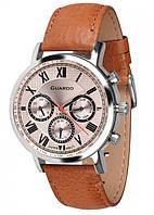 Часы Guardo PREMIUM 11450 SSBr  кварц.