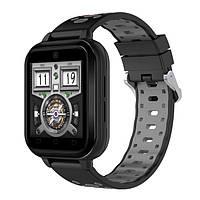 Умные часы Finow Q1 Pro с Android 6.0 и слотом под SIM-карту (Черный), фото 1