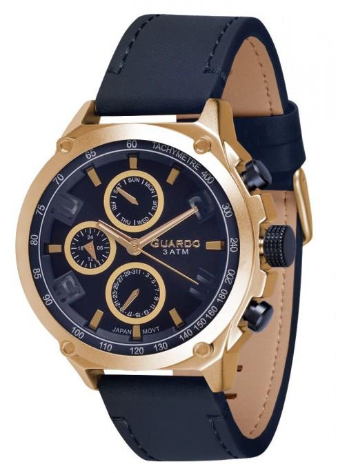 Часы Guardo PREMIUM 11446 GBlBl кварц.