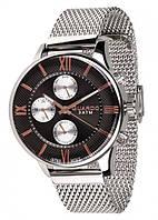 Часы Guardo PREMIUM 11419(m) SB  браслет V  кварц.