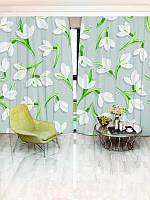 Фотошторы Decolimp цветы (23408_1_1)