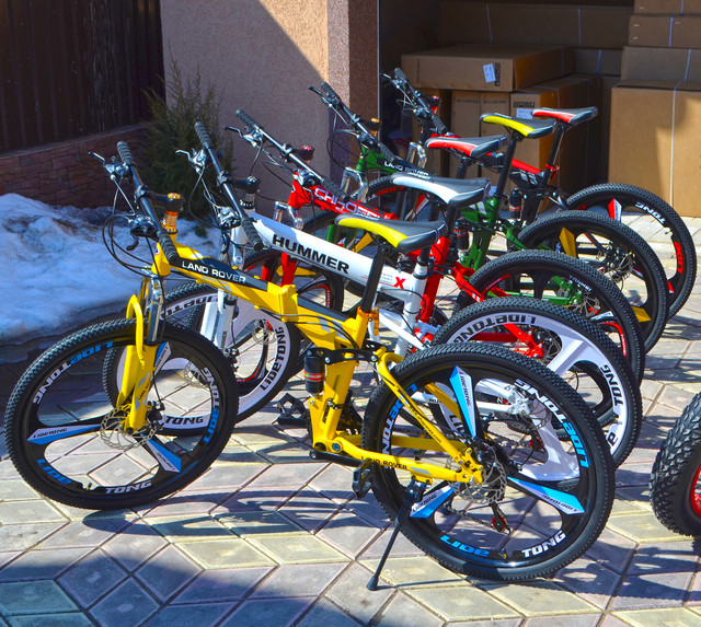 Велосипеды 26 дюймов