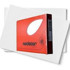 Вафельний папір ультратонкий Modecor 100 шт в упаковці / Вафельная бумага ультратонкая Modecor 13503