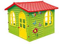 Детский игровой домик - котедж Mochtoys Garden house, фото 1
