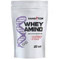 "18 Аминокислот ""Вей Амино"" 120 табл"