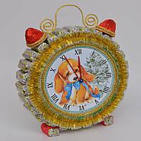 Часы из конфет №79