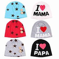 Летние принты на детских шапках. Какие шапки предпочитают современные дети