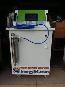 Аппарат для водородной очистки автомобилей