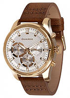 Часы Guardo STANDART 11262 GWBr  кварц.