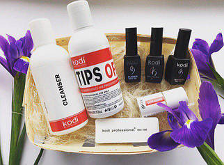Набор KODI для покрытия гель лаком