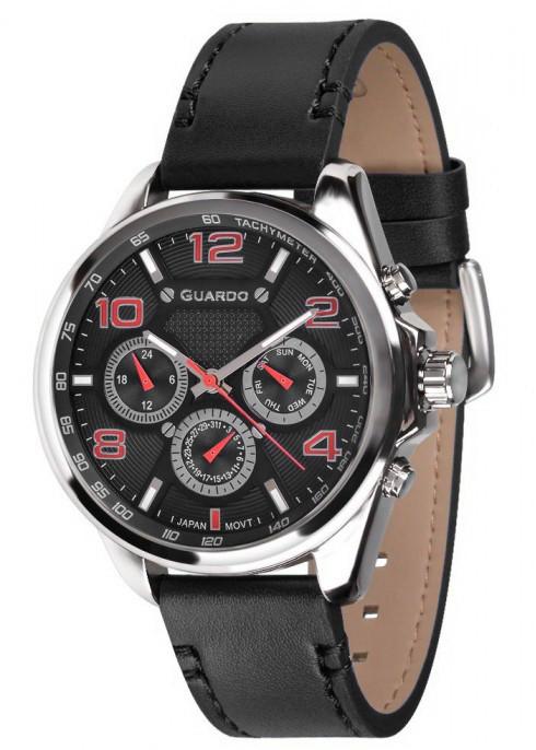 Часы Guardo STANDART 10658 SBB кварц.