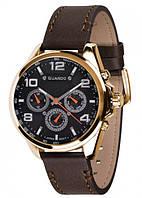 Часы Guardo STANDART 10658 GBrBr  кварц.