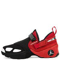 Кроссовки мужские JORDAN Trunner LX OG Black/Red Черно-Красные
