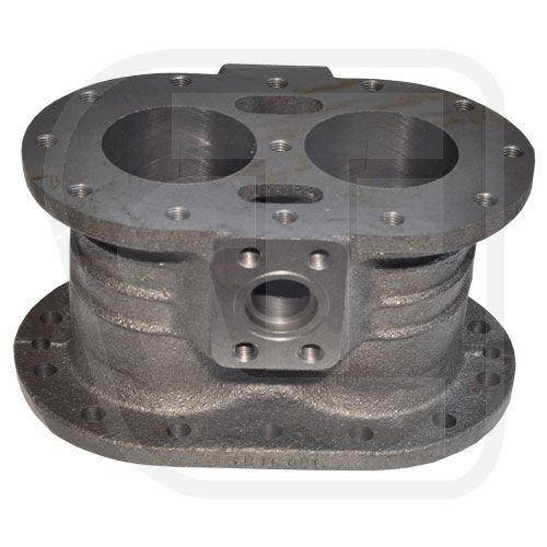 Блок цилиндров компрессора ФВ6, фото 2