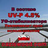 Агроволокно р-23g 1,6*100м белое UV-P 4.5% Premium-Agro Польша, фото 3