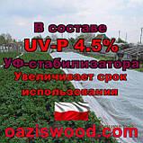Агроволокно р-23g 6.35*200м біле UV-P 4.5% Premium-Agro Польща посилені краю, фото 8
