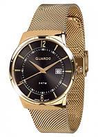 Часы Guardo PREMIUM 12016(m) GB  браслет V  кварц.