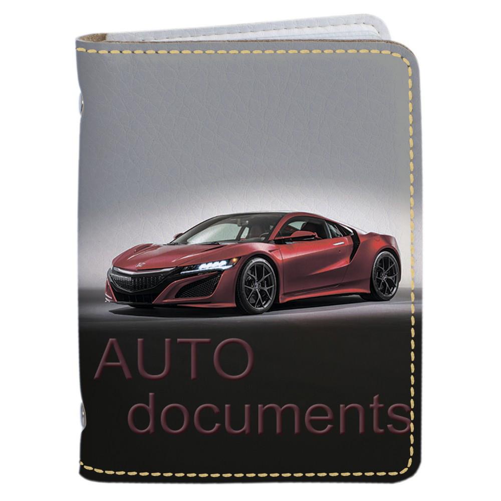 Обложка на автомобильные права Fisher Gifts 26