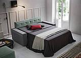 Раскладной итальянский диван MOSLEY с ортопедическим матрасом 160 см фабрика Felis, фото 10