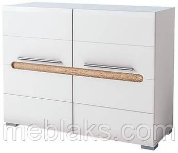 Модульная система для прихожей «Бьянка» Мир Мебели РКММ Тумба 2Д