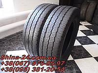 Шины бу 215/75/R16c Continental Vanco 8 Летние