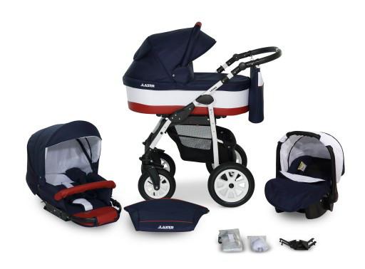 Многофункциональная детская коляска VERDI LASER 3в1