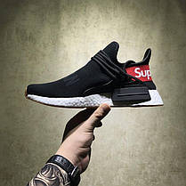 Мужские кроссовки Adidas NMD Pharrell Williams Human X Supreme, Адидас НМД, фото 3