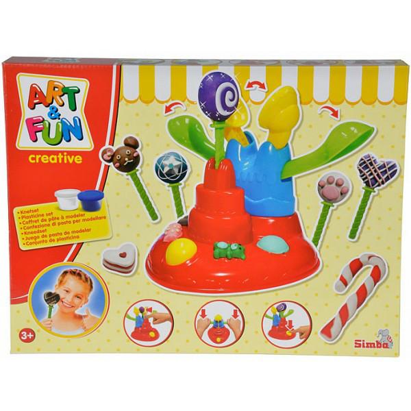 Набор для лепки Мастерская конфет Art & Fun Simba
