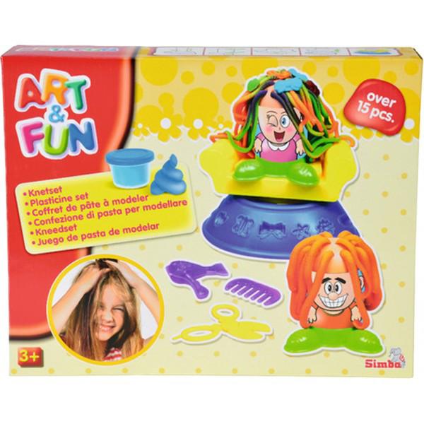 Набор для лепки Парикмахерская Art & Fun Simba