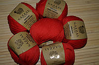 Gazzal Organic Baby Cotton- 432 красный