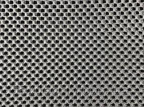 Сетка обувная N 5 цвет темно серый