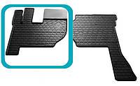 Резиновый водительский коврик для Volvo FH 2002- (STINGRAY)