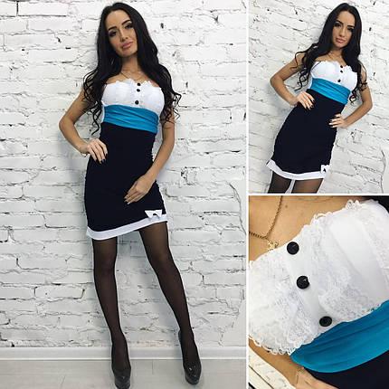 Мини платье, фото 2