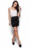 S, M, L / Классическая короткая юбка Limari, черный