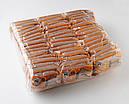 Носки капроновые женские Soli 20 den бежевые безразмерные, фото 4