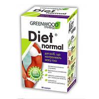 Капсулы для похудения Диет Нормал